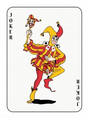 Joker Wild Card